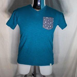 Blue Free Planet T-shirt